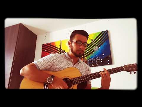 Una lady como tú Guitarra Cover