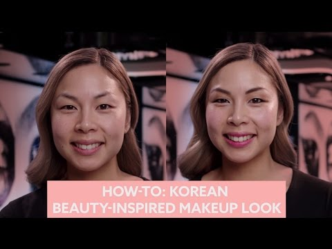 How To: Korean Beauty Inspired Makeup Look | MECCA Beauty Junkie