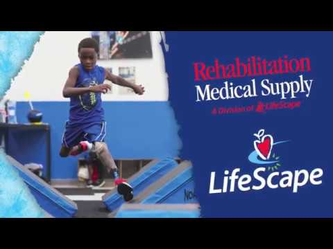 Rehabilitation Medical Supply | LifeScape