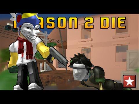 Roblox: Reason 2 Die- Make Guest Look Strong