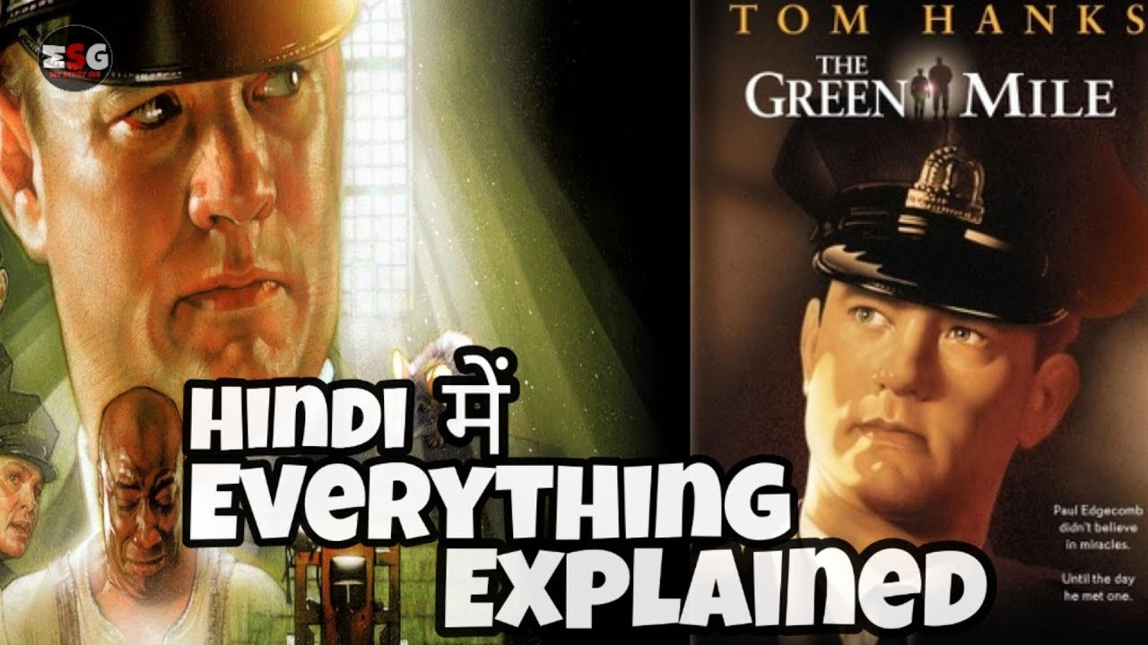 The Green Mile 1999 Detailed Explained Hindi Sci Fi Movie Youtube