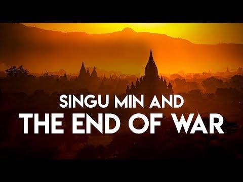 King Singu Min of Myanmar/Burma - Konbaung Dynasty #4