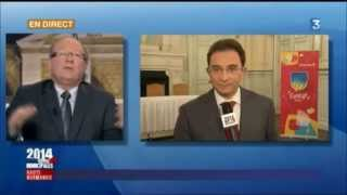 Municipales à Evreux : la réaction de Michel Champredon