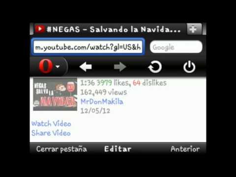 Descargar Videos De Youtube - Samsung Chat 335
