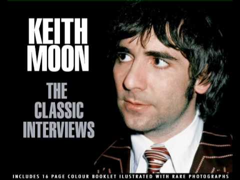 Keith Moon - Classic Interviews Part 2 of 8 mp3