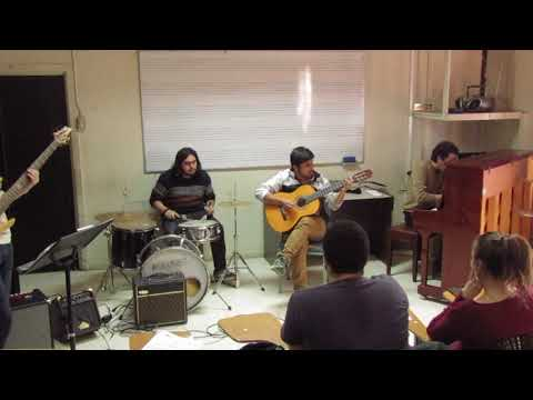 Análisis de la Composición III: La Jardinera - Ángel Parra Trio.