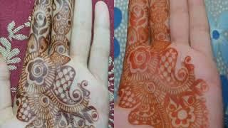 Latest Easy Mehndi Design For Hand | Simple Mehndi Design For Beginners