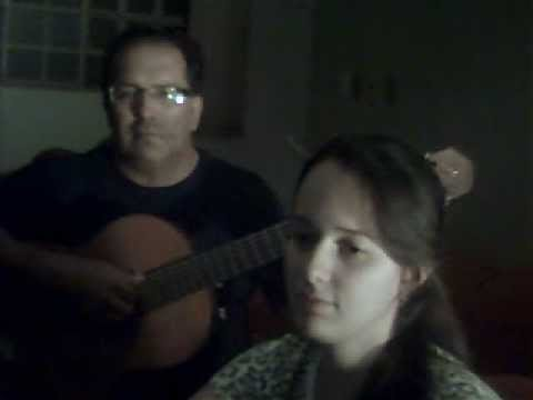 José Augusto e Carol - Can't take my eyes off you (cover)