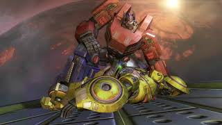 Xbox 360 Longplay [184] Transformers Fall of Cybertron (part 1 of 2)
