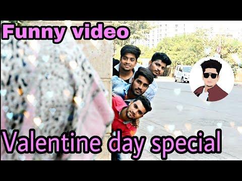 valentine day special 2018 || funny vines || Arif Shaikh