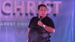 Supernatural Turnaround by Bishop Oriel M. Ballano