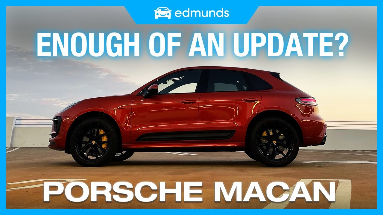 Download 2022 Porsche Macan Review   What to Know About Porsche's Updated Luxury SUV   Price, MPG & More