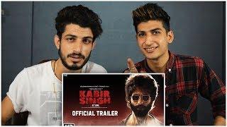 Pakistani Reacts To | Kabir Singh – Official Trailer | Shahid Kapoor | Reaction Adda