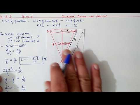 Chapter:13 Ex.13.5 (Q.6) Surface Areas And Volumes | Ncert Maths Class 10 | Cbse.