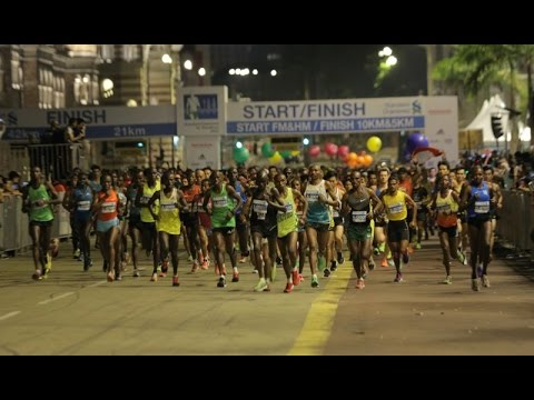 Standard Chartered KL Marathon 2016 - Highlights