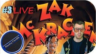Retro: Zak Mcracken and the Alien mindbenders #3 LIVE