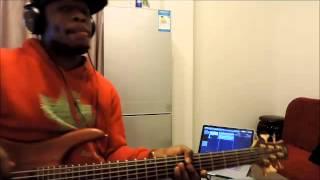Sonnie Badu - Wonder God Bass Cover by SJHA