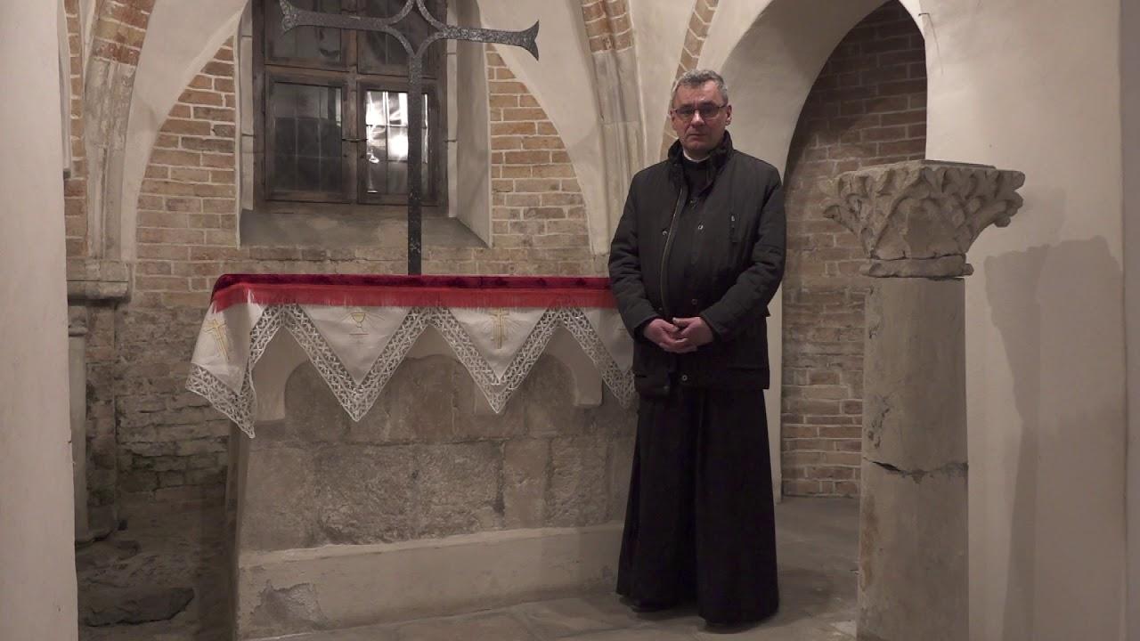 Zaproszenie na Wigilię Paschalną w Bazylice