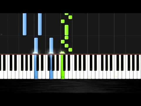 Robin Schulz  Prayer in C  Piano Tutorial  PlutaX  Synthesia