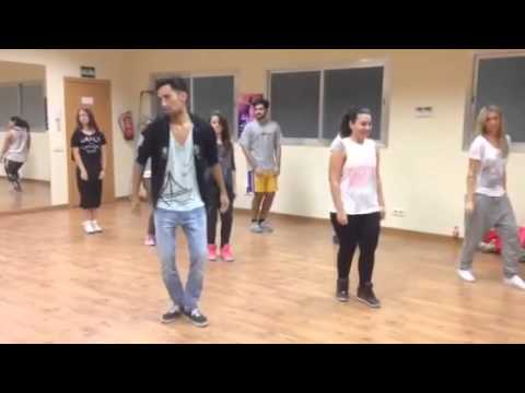 Clases de Hip Hop con Alex Manga en Leganés