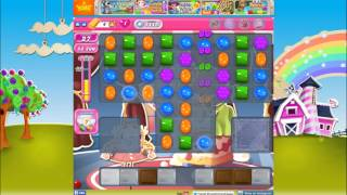 Candy Crush Saga Level 1115 (No Boosters)