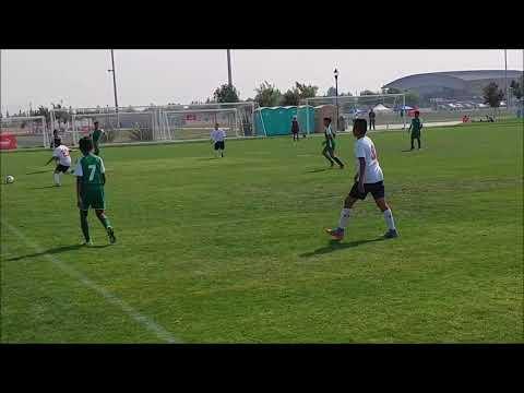 05BG v Cap United 2nd 6 1 yt