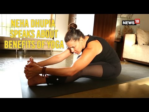 Yoga is Better Than Going to the Gym: Neha Dhupia