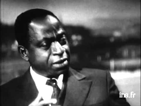 Felix Houphouet Boigny JT 20H - 11/09/1959 - 05min54s