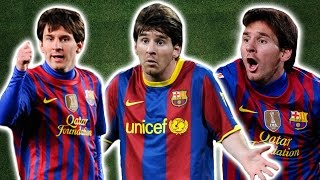 The 5 WORST Moments Of Lionel Messi
