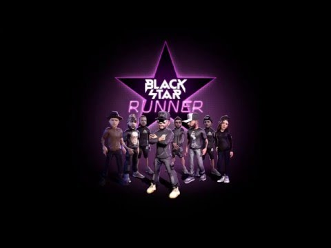 Игра Black Star Runner