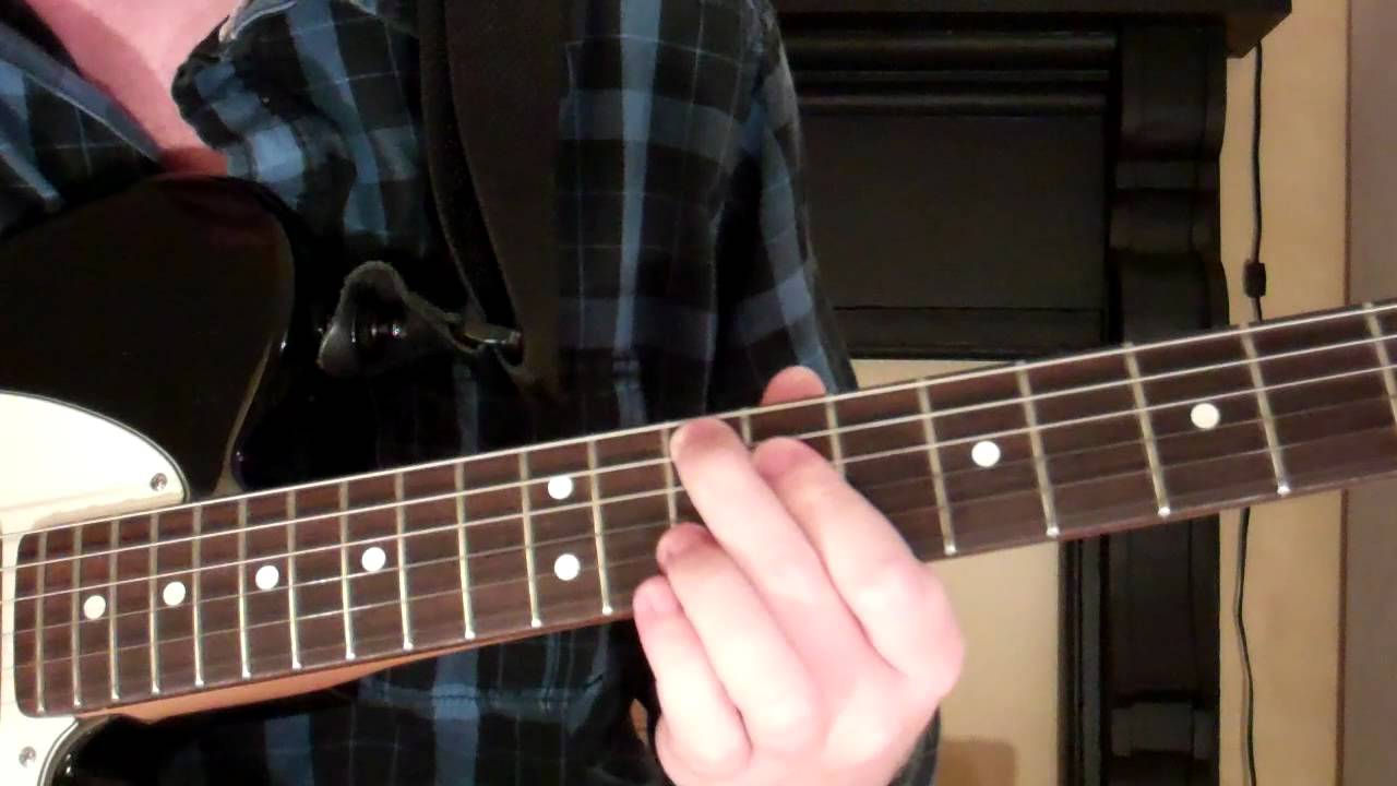 How To Play The G13 Chord On Guitar G Thirteenth 13th Youtube