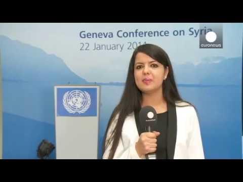 Geneva ii Syria peace talks wrap