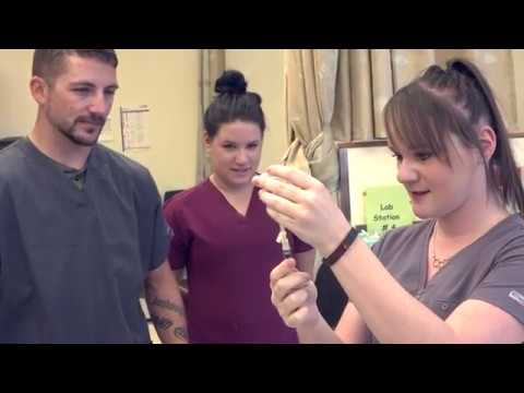 Central Oregon Community College Medical Assistant Program: Path to Success