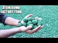 Sivakasi Atom Bomb Cracker Factory Tour