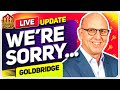 GLAZERS SAY SORRY! Man Utd News