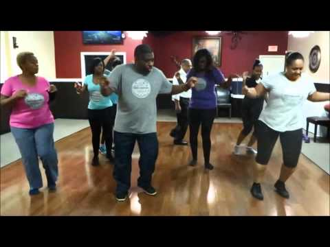 Halfway Shuffle Line Dance