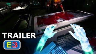 PS4 - Doom VFR Trailer (E3 2017) Doom VR