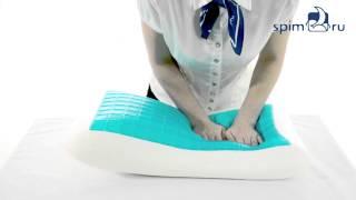 видео Подушка Орматек Aqua Prim