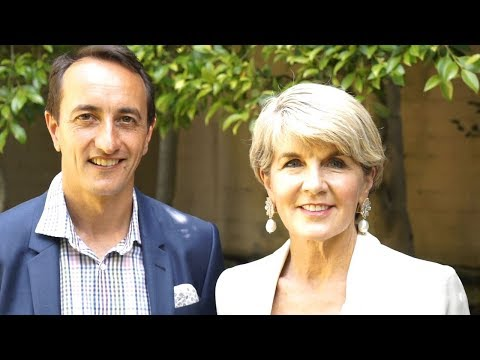 I believe Dave Sharma for Wentworth will be part of the solution.