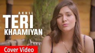 Teri Khaamiyan Cover Song Akhil Cherry Singh Groovster Latest Punjabi Songs 2019