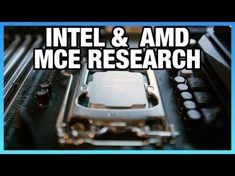 MCE & CPB Investigation on Intel & AMD | Sneaky BIOS