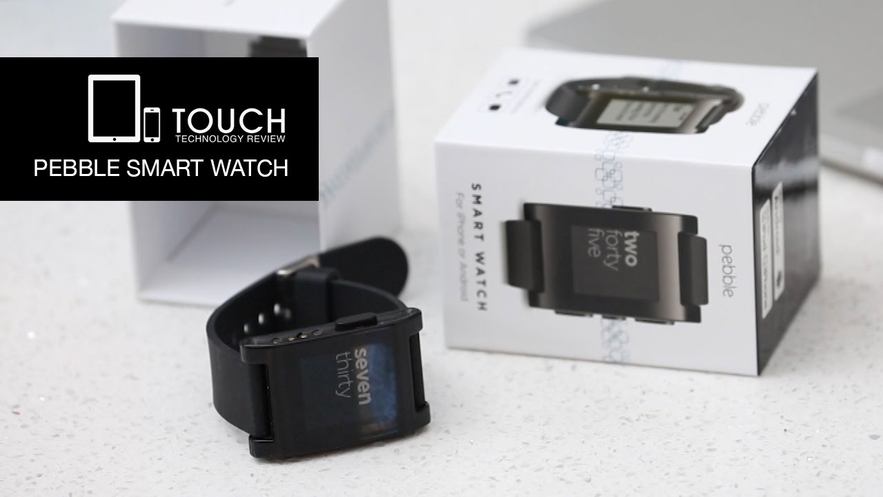 how to lock pebble watch