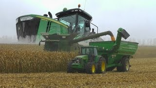 JD S690i & 16-Reiher, 9560RT, 8410, 8300, 7920, 7800 *Shiva*in*Little*America*[Börde]*
