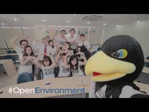 [Broward College Vietnam] A day with Sammy the Seahawk_video by Ming Media