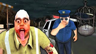 Police Arrested MR MEAT - New Update Full Gameplay | Android Horror Game