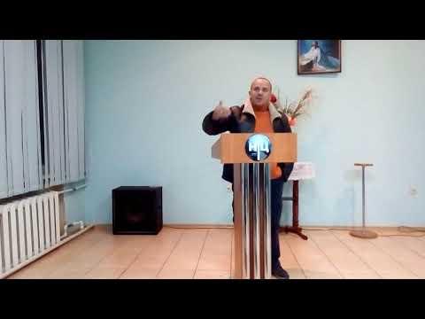 Вечерняя молитва о водительстве божьем 13.11.18 - YouTube