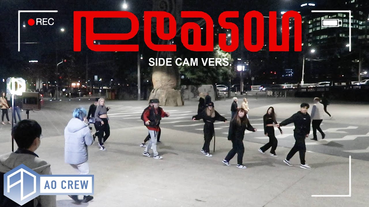 "KPOP IN PUBLIC KAI ""Reason"" Dance Cover [AO CREW - Australia] SIDE CAM ver."