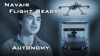 NAVAIR Flight Ready: Autonomy