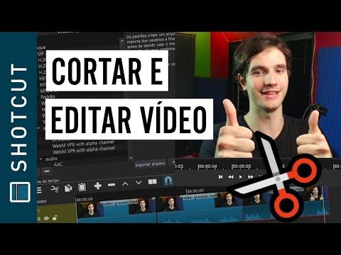 Como cortar Vídeo
