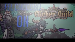 Clicker Guild - New to Steam - Free To Play - Best Clicker Game